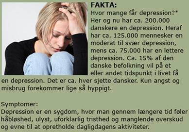 Depression og angst